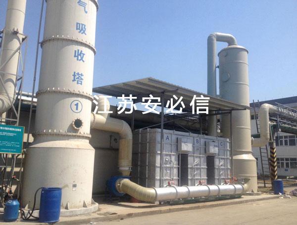 蓄热式催化燃烧(RCO)工程
